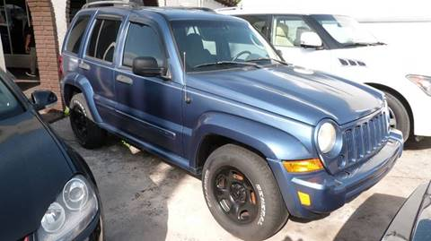 2006 Jeep Liberty for sale at Quality Motors Truck Center in Miami FL