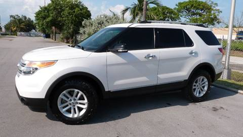 2013 Ford Explorer for sale at Quality Motors Truck Center in Miami FL