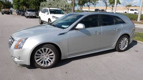 2010 Cadillac CTS for sale at Quality Motors Truck Center in Miami FL