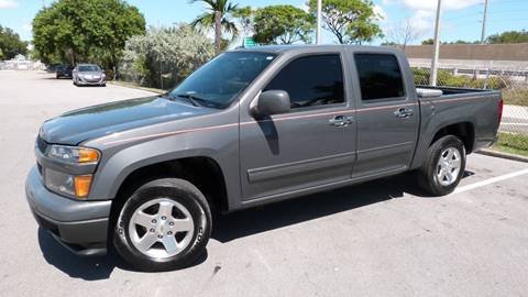 2012 Chevrolet Colorado for sale at Quality Motors Truck Center in Miami FL