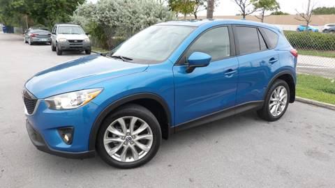 2014 Mazda CX-5 for sale at Quality Motors Truck Center in Miami FL