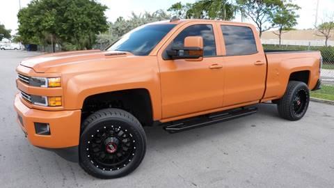 2015 Chevrolet Silverado 2500HD for sale at Quality Motors Truck Center in Miami FL