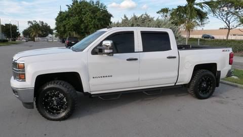 2014 Chevrolet Silverado 1500 for sale at Quality Motors Truck Center in Miami FL