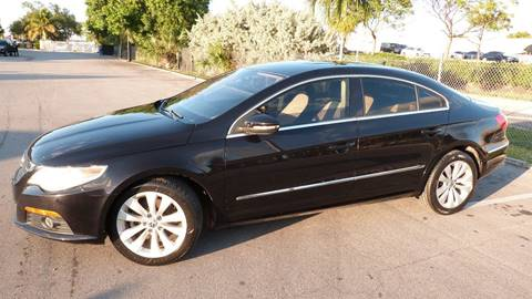 2010 Volkswagen CC for sale at Quality Motors Truck Center in Miami FL