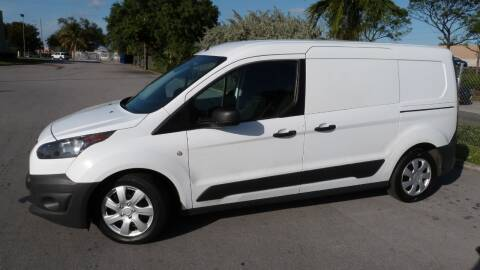 2017 Ford Transit Connect Cargo for sale at Quality Motors Truck Center in Miami FL