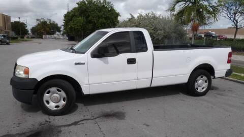 2007 Ford F-150 for sale at Quality Motors Truck Center in Miami FL