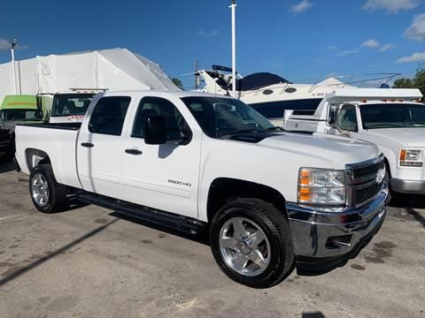 2011 Chevrolet Silverado 2500HD for sale at Quality Motors Truck Center in Miami FL