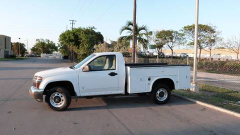 2006 Chevrolet Colorado for sale at Quality Motors Truck Center in Miami FL