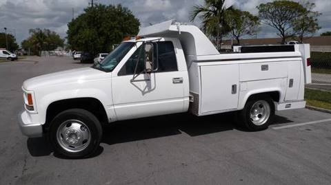 1999 Chevrolet C/K 3500 Series for sale at Quality Motors Truck Center in Miami FL