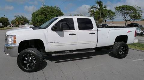 2009 Chevrolet Silverado 3500HD for sale at Quality Motors Truck Center in Miami FL