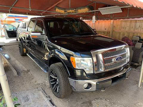 2010 Ford F-150 for sale at Quality Motors Truck Center in Miami FL