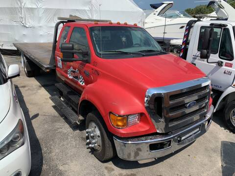 2006 Ford F-650 Super Duty for sale at Quality Motors Truck Center in Miami FL