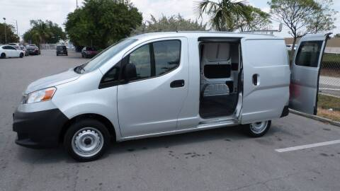2015 Nissan NV200 for sale at Quality Motors Truck Center in Miami FL