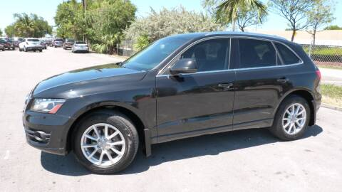 2012 Audi Q5 for sale at Quality Motors Truck Center in Miami FL