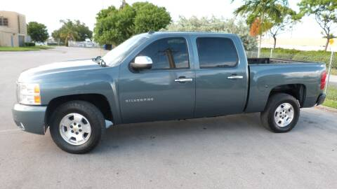 2011 Chevrolet Silverado 1500 for sale at Quality Motors Truck Center in Miami FL