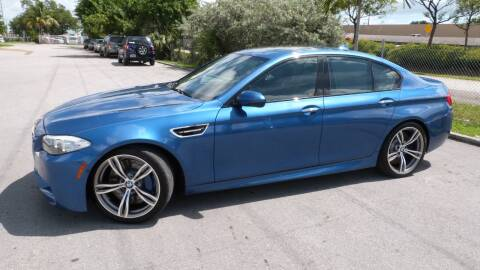 2013 BMW M5 for sale at Quality Motors Truck Center in Miami FL