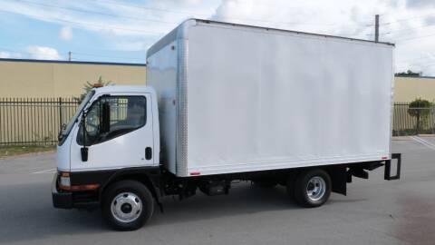 2000 Mitsubishi Fuso FE649 for sale at Quality Motors Truck Center in Miami FL
