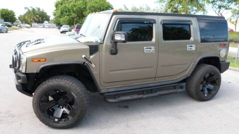 2005 HUMMER H2 for sale at Quality Motors Truck Center in Miami FL