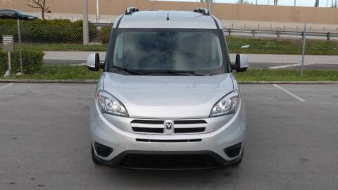 2015 RAM ProMaster City Cargo for sale at Quality Motors Truck Center in Miami FL