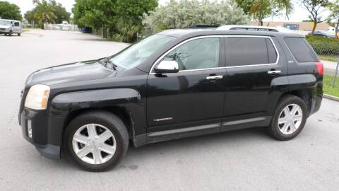 2011 GMC Terrain for sale at Quality Motors Truck Center in Miami FL