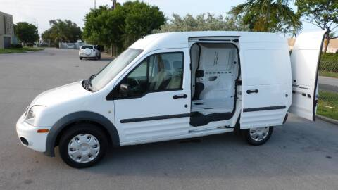 2013 Ford Transit Connect for sale at Quality Motors Truck Center in Miami FL