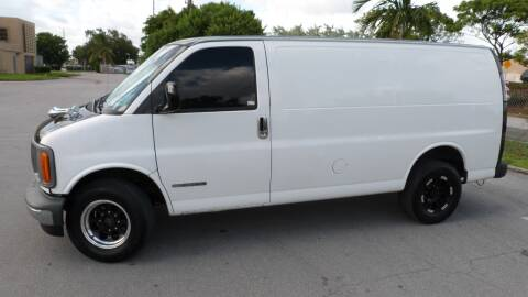 1998 GMC Savana Cargo for sale at Quality Motors Truck Center in Miami FL