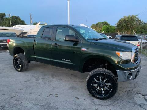 2013 Toyota Tundra for sale at Quality Motors Truck Center in Miami FL