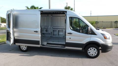 2016 Ford Transit Cargo for sale at Quality Motors Truck Center in Miami FL