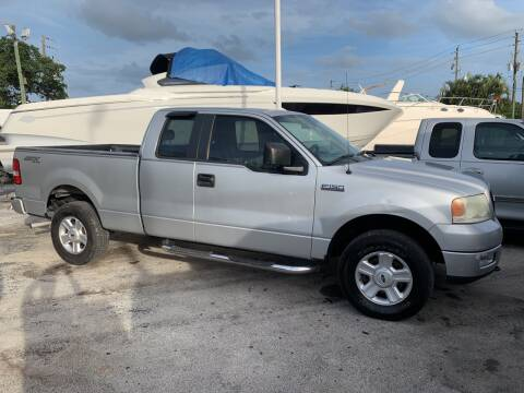 2005 Ford F-150 for sale at Quality Motors Truck Center in Miami FL