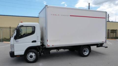 2015 Mitsubishi Fuso FEC72S for sale at Quality Motors Truck Center in Miami FL