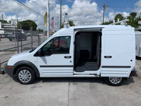 2012 Ford Transit Connect for sale at Quality Motors Truck Center in Miami FL
