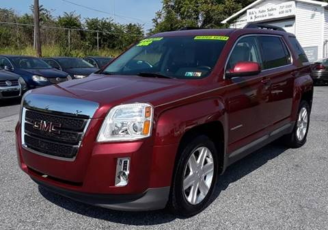 2012 GMC Terrain for sale in Camp Hill, PA
