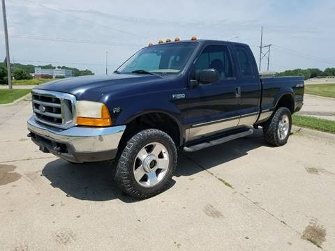 1999 Ford F-250 Super Duty for sale in Sioux City, IA