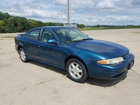 2002 Oldsmobile Alero for sale in Sioux City, IA
