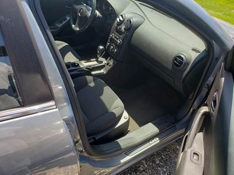 2009 Pontiac G6 for sale in Mount Morris, MI