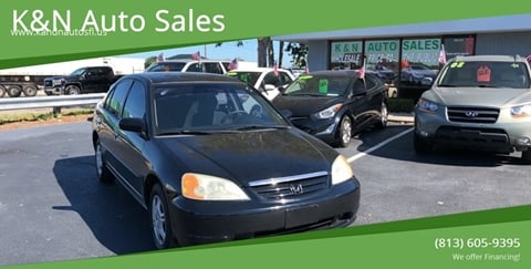 2002 Honda Civic for sale in Tampa, FL