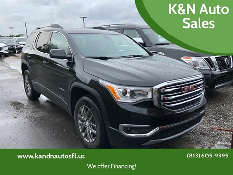 2018 GMC Acadia for sale at K&N Auto Sales in Tampa FL