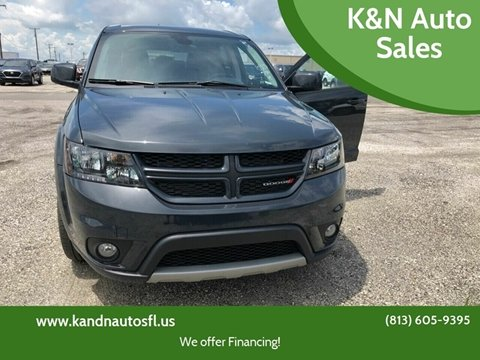 2018 Dodge Journey for sale at K&N Auto Sales in Tampa FL