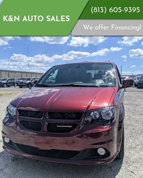 2019 Dodge Grand Caravan for sale at K&N Auto Sales in Tampa FL