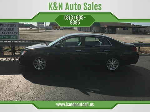2010 Toyota Avalon for sale at K&N Auto Sales in Tampa FL