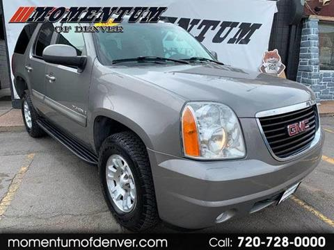 2007 GMC Yukon for sale in Denver, CO