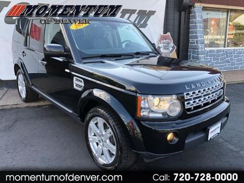 Land Rover Denver >> 2011 Land Rover Lr4 For Sale In Denver Co