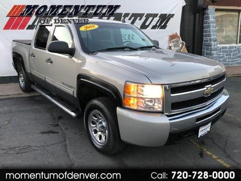 2009 Chevrolet Silverado 1500 for sale in Denver, CO