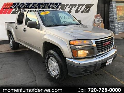 2007 GMC Canyon for sale in Denver, CO