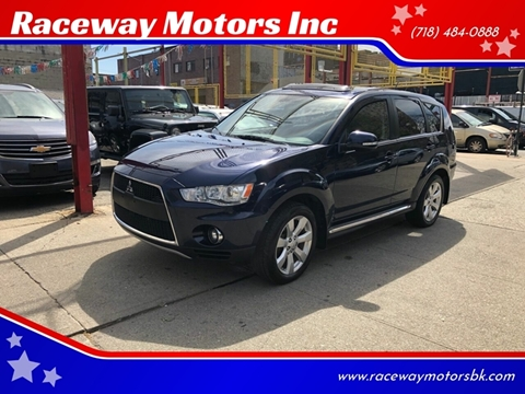 2010 Mitsubishi Outlander for sale in Brooklyn, NY