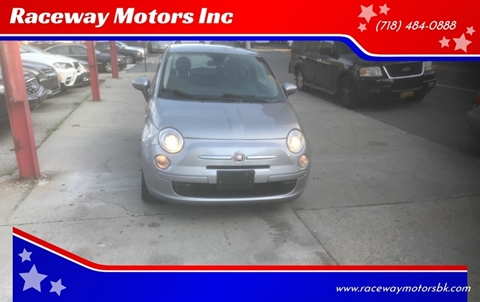 2015 FIAT 500 for sale in Brooklyn, NY