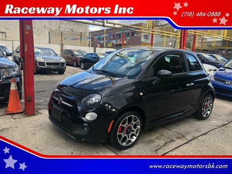 2012 FIAT 500 for sale in Brooklyn, NY
