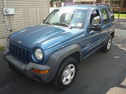 2004 Jeep Liberty for sale in Trenton, NJ