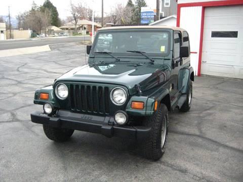 1999 Jeep Wrangler for sale in Bountiful, UT