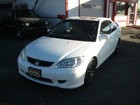 2005 Honda Civic for sale in Bountiful, UT